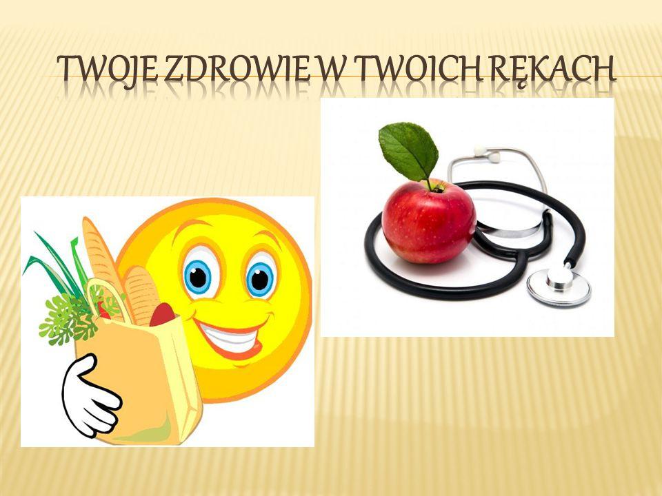 Właściwe odżywianie warunkuje prawidłowy rozwój, wzrost, sprawność umysłową i fizyczną człowieka.