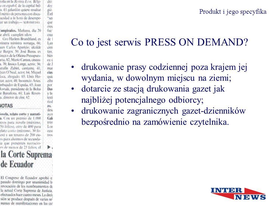 Co to jest serwis PRESS ON DEMAND.