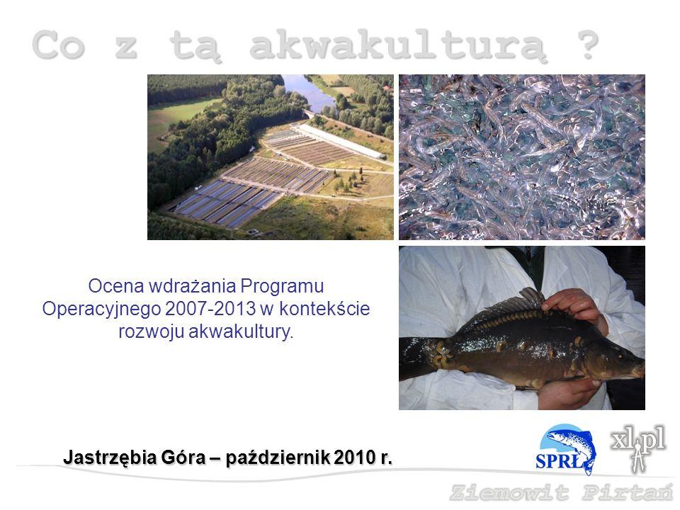 Jastrzębia Góra – październik 2010 r. Co z tą akwakulturą .
