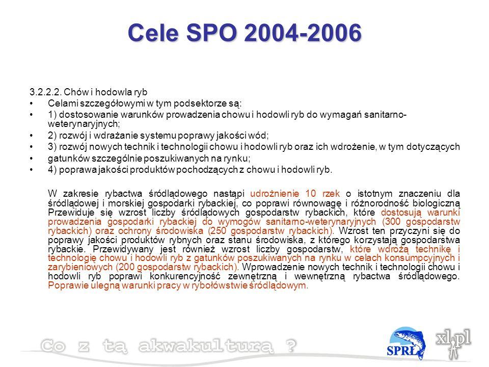 Cele SPO 2004-2006 3.2.2.2.