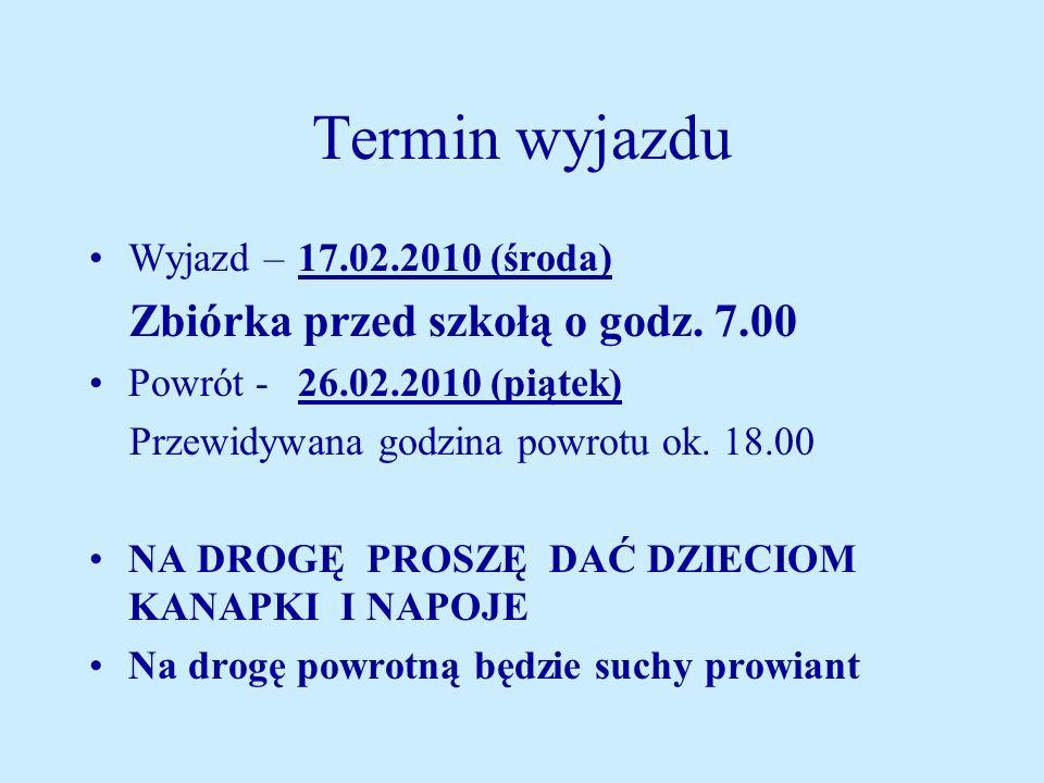 Ramowy plan dnia 13.30 – 15.00 obiad i krótki odpoczynek 15.00 – 18.00 trzy lekcje 18.00 – 19.00 kolacja 19.00 – 19.50 jedna lekcja