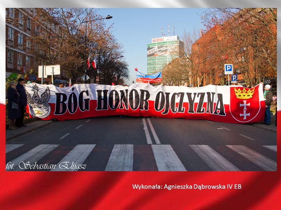 Wykonała: Agnieszka Dąbrowska IV EB