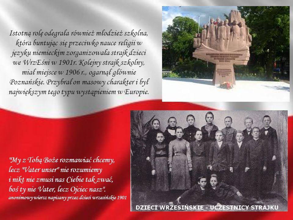 Przewaga militarna naszych zaborców była zbyt duża, by podejmowane przez Polaków próby przyniosły niepodległość.