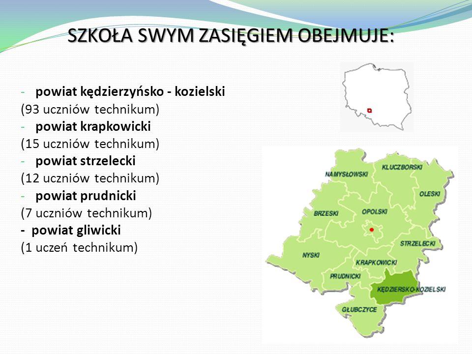 Zespół Szkół w Komornie to specjalistyczna placówka oświatowa o 58-letniej tradycji kształcącej kadry dla potrzeb infrastruktury wiejskiej.