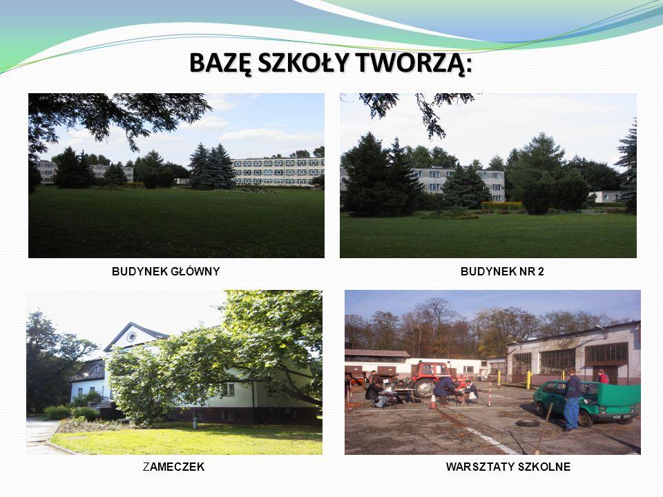 SZKOŁA SWYM ZASIĘGIEM OBEJMUJE: -powiat kędzierzyńsko - kozielski (93 uczniów technikum) -powiat krapkowicki (15 uczniów technikum) -powiat strzelecki (12 uczniów technikum) -powiat prudnicki (7 uczniów technikum) - powiat gliwicki (1 uczeń technikum)