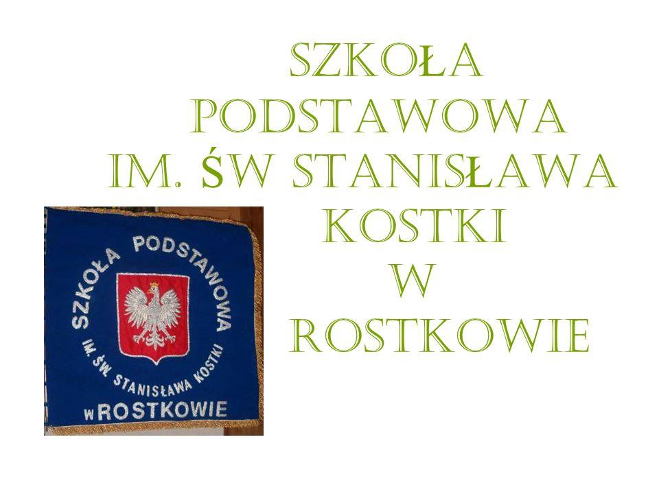 Współpracujemy też z Parafią św.Stanisława Kostki w Rostkowie.