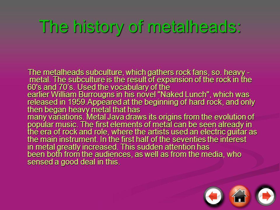 Bibliografia http://www.kulter.zafriko.pl/str/subkultura_punk http://love-punk.bloog.pl/id,648834,title,Idea-Punk,index.html?ticaid=6e30e http://sofisci.pl/czym-wyrozniala-sie-subkultura-punk http://www.oryginalnoscpodochrona.pl/skinheadzi.html http://www.eioba.pl/a/2kts/czym-jest-ruch-skinhead-cala-prawda-o- nich#ixzz1ovQW1cQPhttp://www.eioba.pl/a/2kts/czym-jest-ruch-skinhead-cala-prawda-o- nich#ixzz1ovQW1cQP http://www.nauki-spoleczne.info/skinheadzi-jako-jedna-z-podkultur- mlodziezowychhttp://www.nauki-spoleczne.info/skinheadzi-jako-jedna-z-podkultur- mlodziezowych http://pl.wikipedia.org/wiki/Ruch_Rastafari http://subqltura.blogspot.com/2011/02/rastamanie.html http://www.rrr.com.pl/reggae.htm http://reggae.pl/rasta-gadzety/ http://www.rrr.com.pl/slownik.htm http://subkulturaemo.cba.pl/