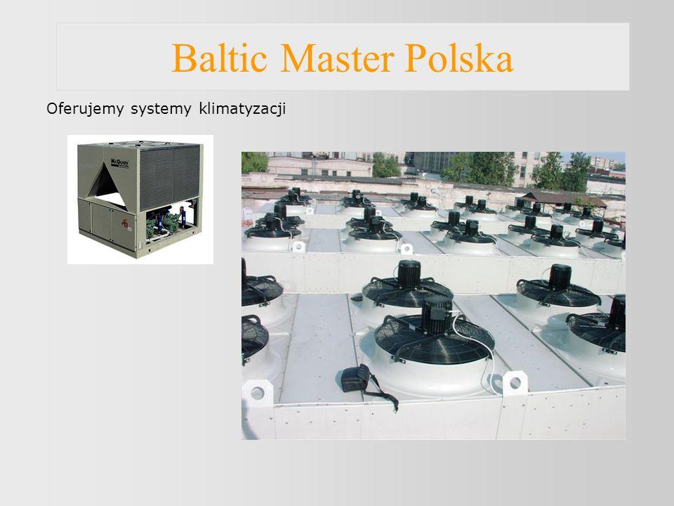 Baltic Master Polska Oferujemy kompleksowe wyposażenie supermarketów