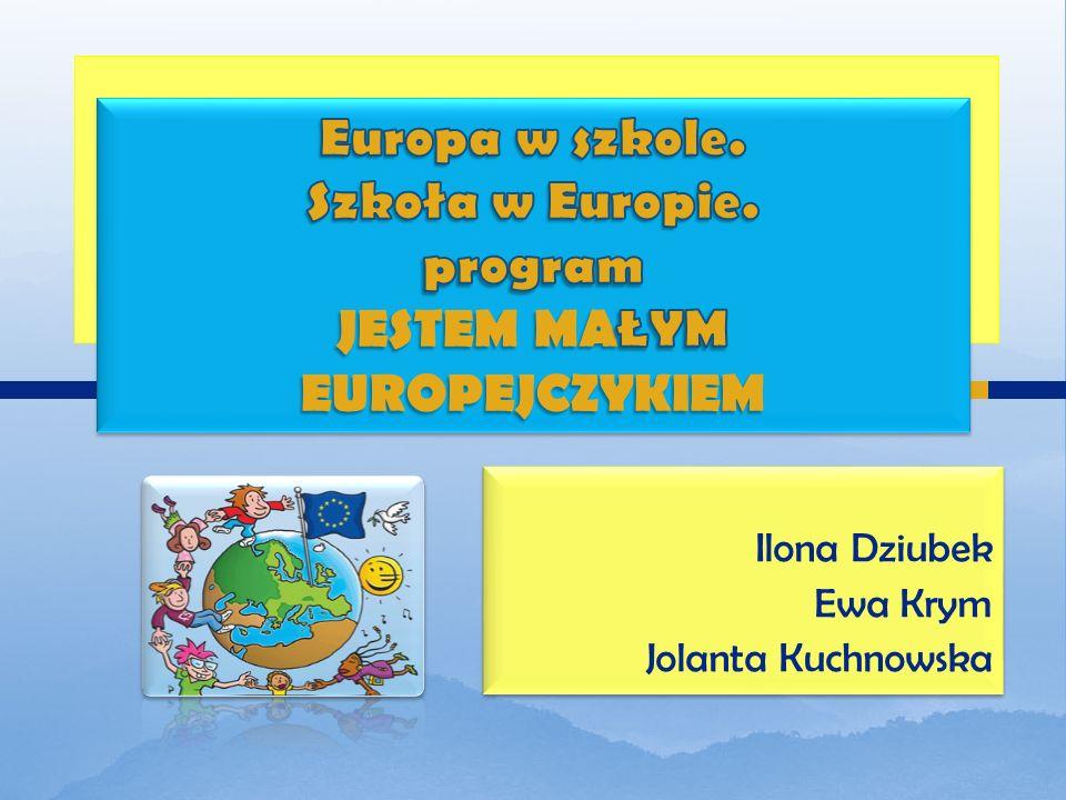 W roku 2011 powstał pomysł wydania książki pt.Moja europejska podróż.