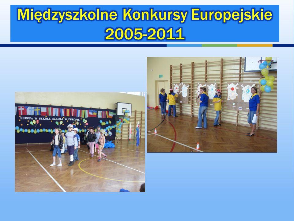 W roku 2007 zorganizowałyśmy Festyn Europejski.