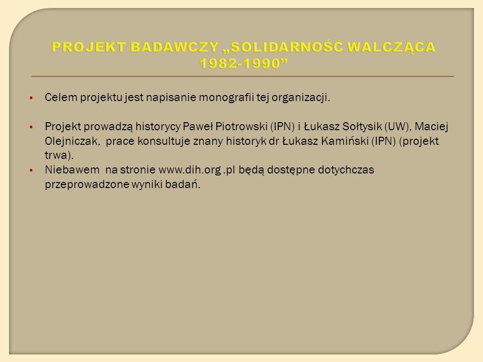 Stowarzyszenie Dolnośląska Inicjatywa Historyczna istnieje od 2001 roku.