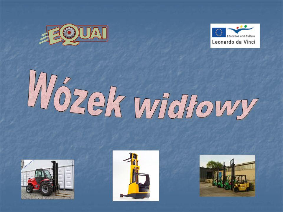 Czołowe spalinowe wózki widłowe Wózek widłowy z napędem spalinowym (diesel) i przekładnią hydrokinetyczną udźwig 1,6 / 2 t wysokość podnoszenia maks.