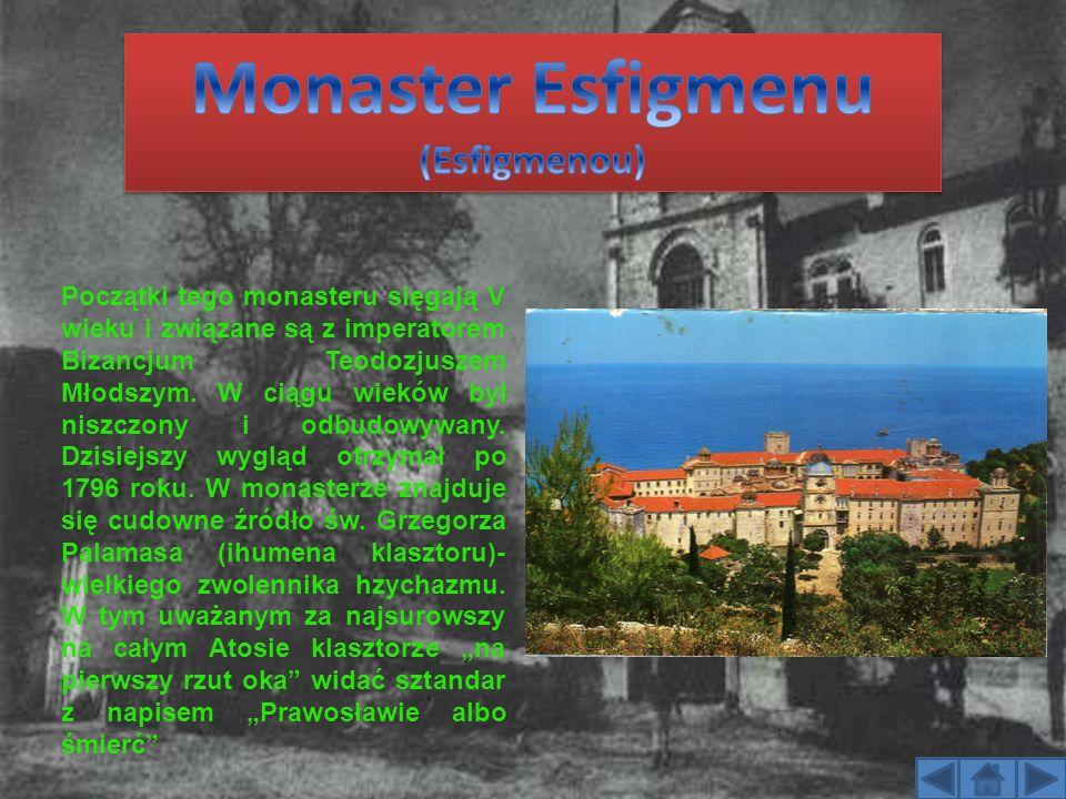 Początki tego monasteru sięgają V wieku i związane są z imperatorem Bizancjum Teodozjuszem Młodszym. W ciągu wieków był niszczony i odbudowywany. Dzis
