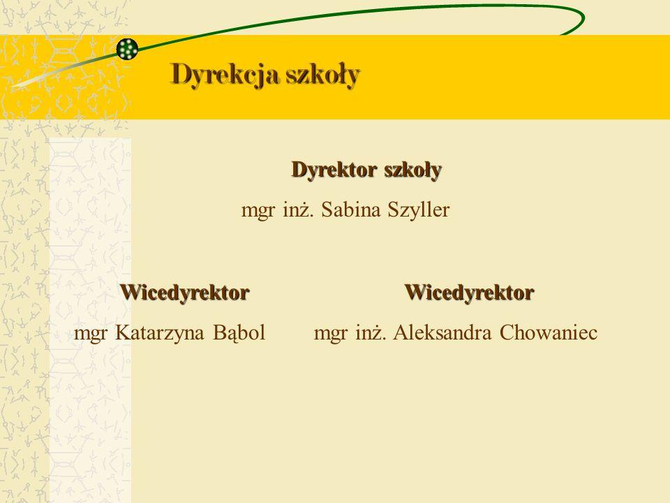 Gimnazjum ma tytu ł SZKO Ł A Z KLAS Ą
