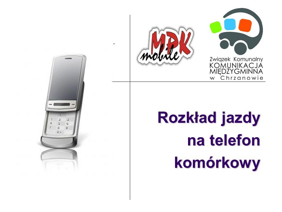 www.mMPK.info mobiCORE mobileMPK mobileMPK (w skrócie mMPK) jest aplikacją stworzoną w mobilnej technologii Java przeznaczoną na telefony komórkowe.