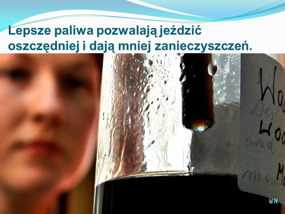 Niezależnie od celu badań zawartość szklanej kolby ma w końcu trafić do naszych domów. WN