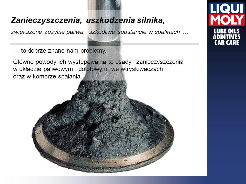 Zanieczyszczenia, uszkodzenia silnika, zwiększone zużycie paliwa, szkodliwe substancje w spalinach … … to dobrze znane nam problemy. Główne powody ich
