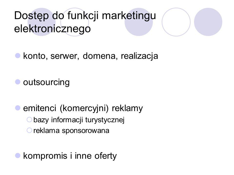 Promocja turystyki Na Kaszubskiej Drodze Propozycja Wspólna platforma informacyjna Wspólna polityka marketingu elektronicznego Wsparcie marketingu elektronicznego Kreowanie marki Pytania Zakres Kompetencje