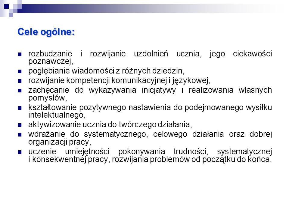 Bibliografia Bandura L.- Uczniowie zdolni i kierowanie ich kształceniem, Nasza Ksiegarnia, Warszawa, 1974 Brudnik E.(...) - Przewodnik po metodach aktywizujących - Ja i mój uczeń pracujemy aktywnie.