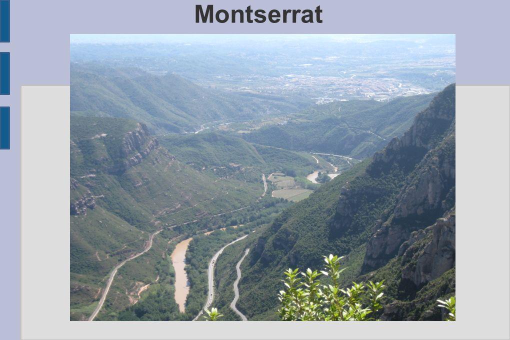Montserrat – klasztor benedyktyński, położony w masywie górskim Montserrat w Katalonii, 40 km na północny zachód od Barcelony znany z kultu figury Matki Boskiej, tzw Czarnulki (La Moreneta).