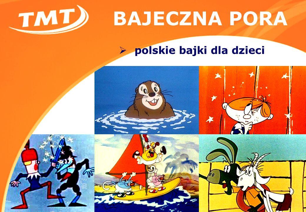 BAJECZNA PORA polskie bajki dla dzieci