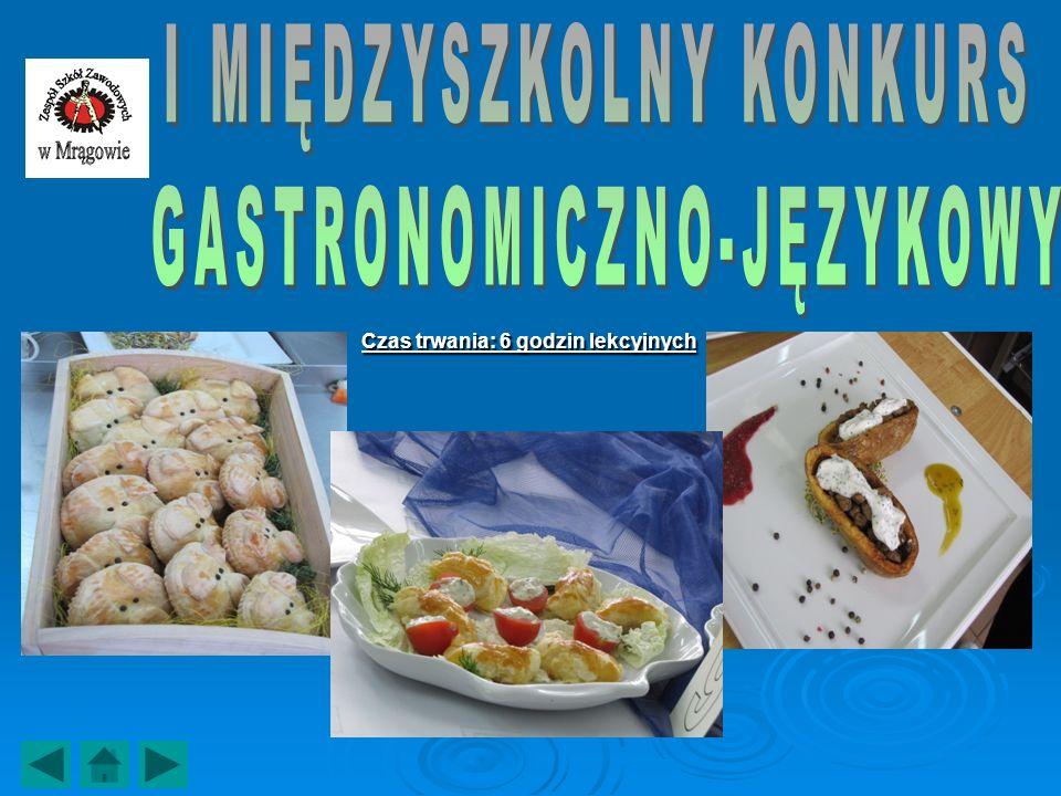 4.Prezentacja językowa Przedstawienie komisji językowej.