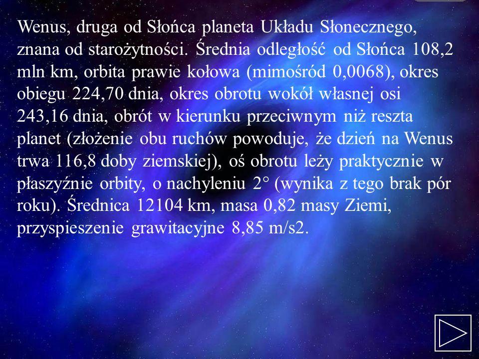 Wojciech Weiss Wenus Spis treści