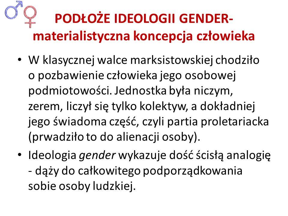 Gender studies w systemie dziennym i zaocznym kształci już młodzież na Uniwersytecie Warszawskim, Uniwersytecie Jagiellońskim, a także na państwowych uniwersytetach w Poznaniu, Łodzi, Toruniu, Szczecinie, Wrocławiu, Białymstoku.