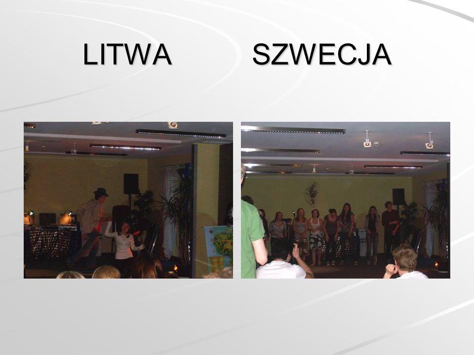 LITWA SZWECJA