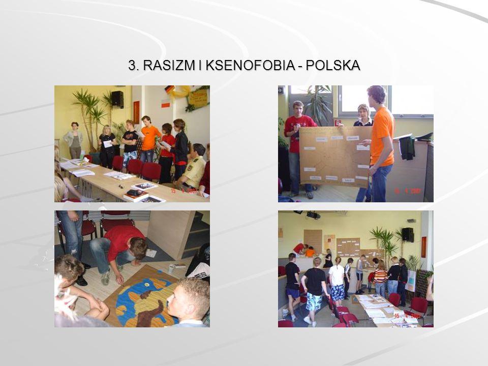 3. RASIZM I KSENOFOBIA - POLSKA