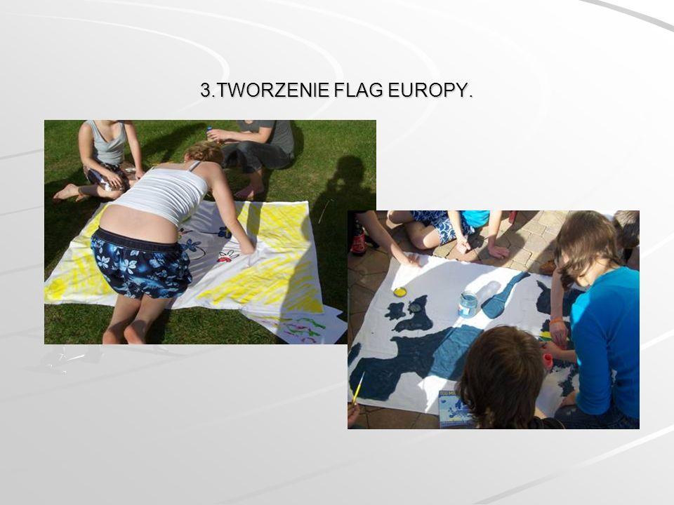 3.TWORZENIE FLAG EUROPY.