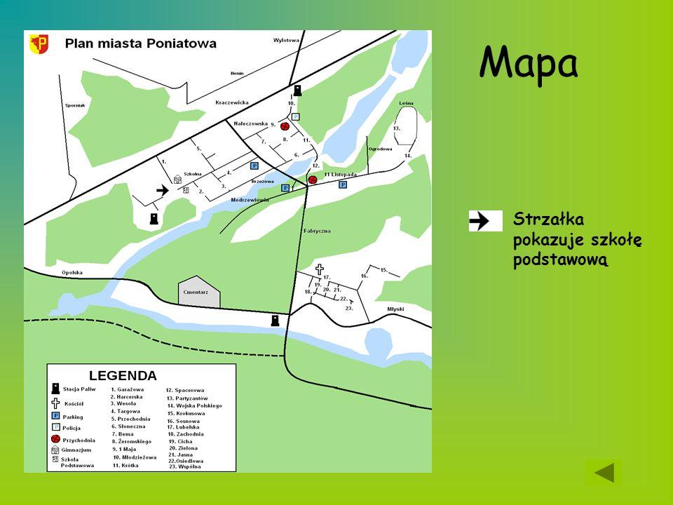 Menu: Historia Galeria Dyrekcja Quiz Bibliografia Mapa