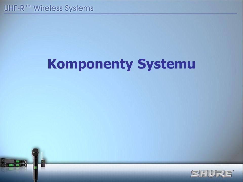 Komponenty Systemu