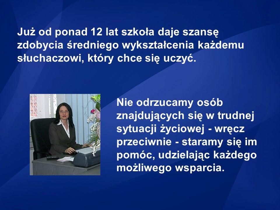 Szkoła utrzymuje się z dotacji przyznawanych przez Urząd Miasta we Włocławku oraz czesnego. Z tych środków opłacamy wszystkie świadczenia, zakupujemy
