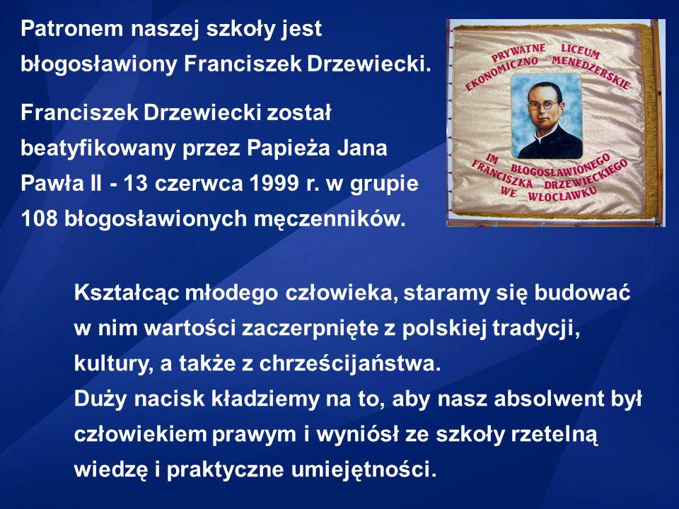 Szkoły przy parafii Najświętszego Serca Jezusowego we Włocławku istnieją od 1996 r. Są to szkoły prywatne o uprawnieniach szkoły publicznej. Założycie