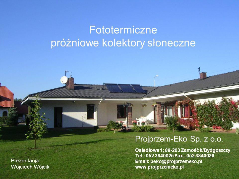 Projprzem-Eko Sp. z o.o. Osiedlowa 1; 89-203 Zamość k/Bydgoszczy Tel.: 052 3840025 Fax.: 052 3840026 Email: peko@projprzemeko.pl www.projprzemeko.pl F