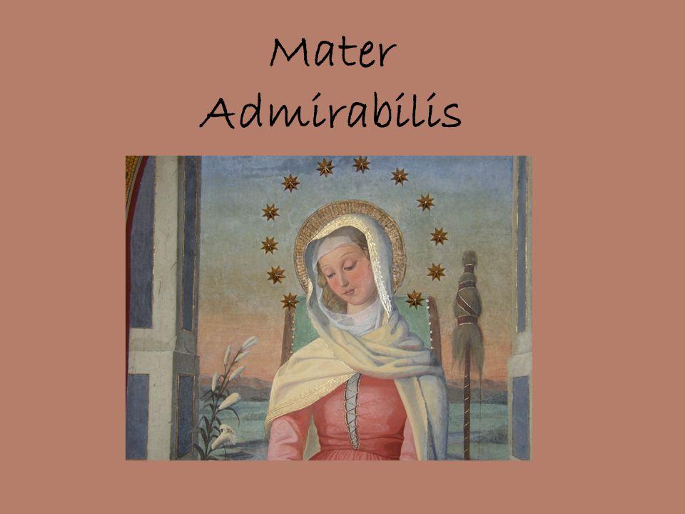 Mater Admirabilis