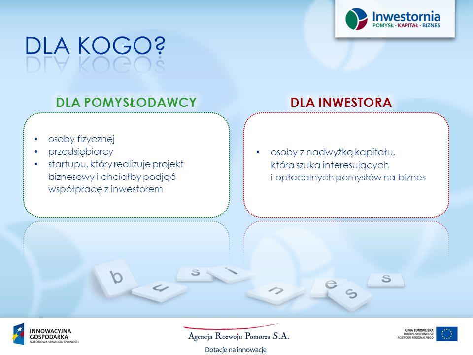 www.inwestornia.pl e-mail: inwestornia@arp.gda.pl tel.: 58 32 33 209/203 www.facebook.com/inwestornia