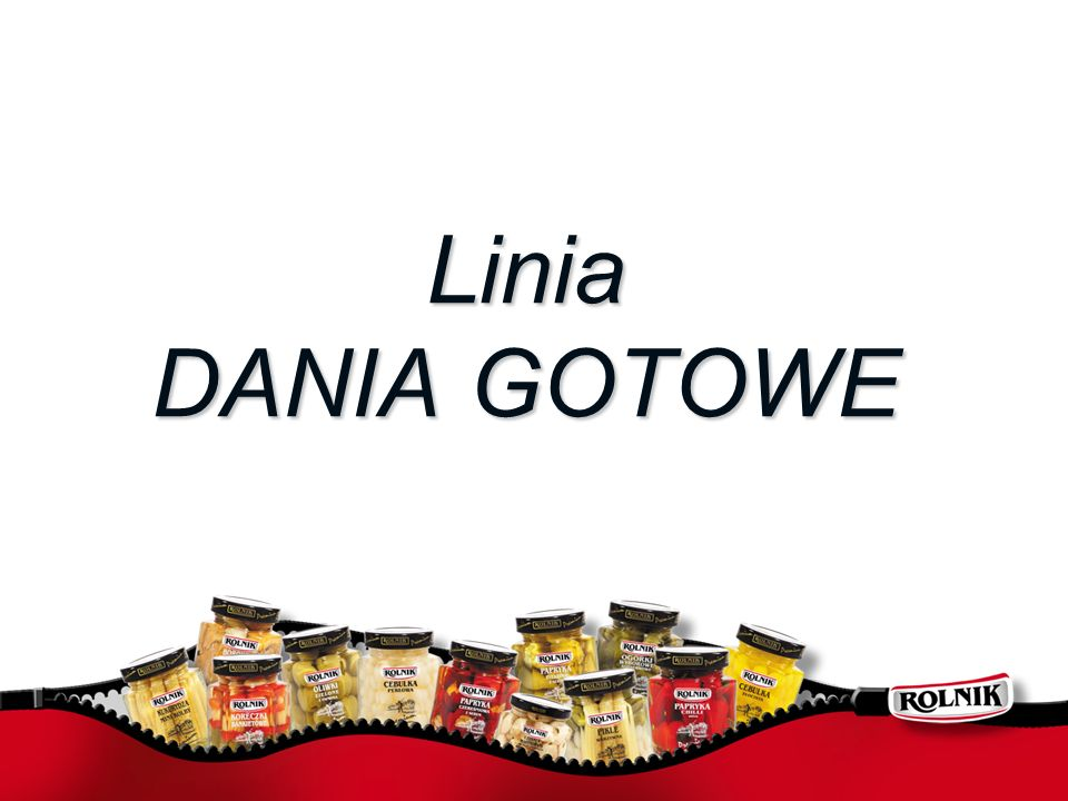 Linia DANIA GOTOWE