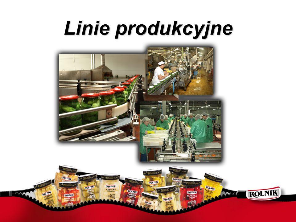 Linie produkcyjne