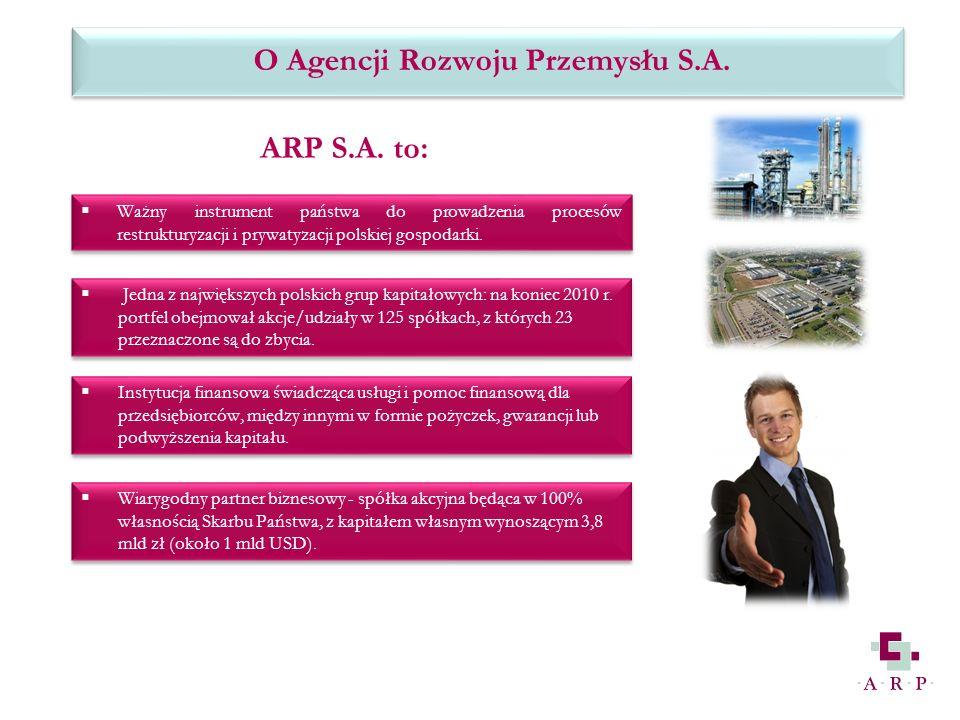 ARP S.A.