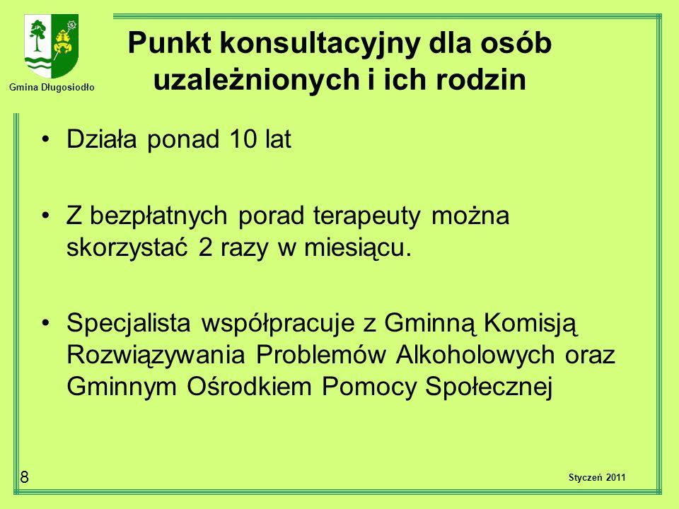 Gmina Długosiodło 9 Stowarzyszenie na Rzecz Rozwoju Gminy Długosiodło wraz z Zespołem Szkół w Starym Bosewie w 2010r.