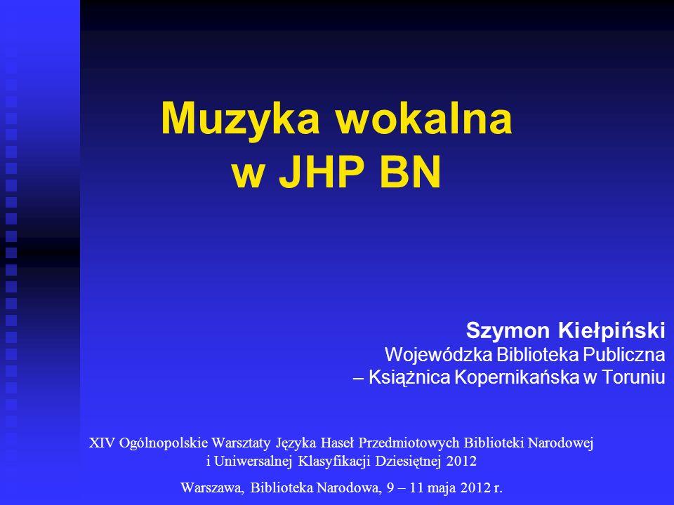 propozycja Chodzi o to, aby uzupełnić zakres słownictwa JHP BN o nazwy tańców, które występują w katalogowanych dokumentach.