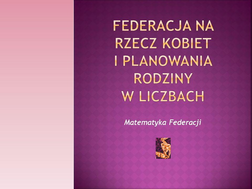 Matematyka Federacji