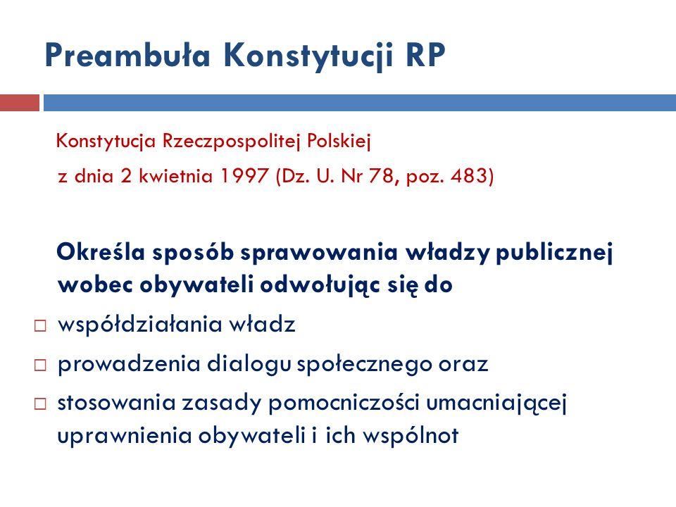 Konstytucja RP art.61 ust.