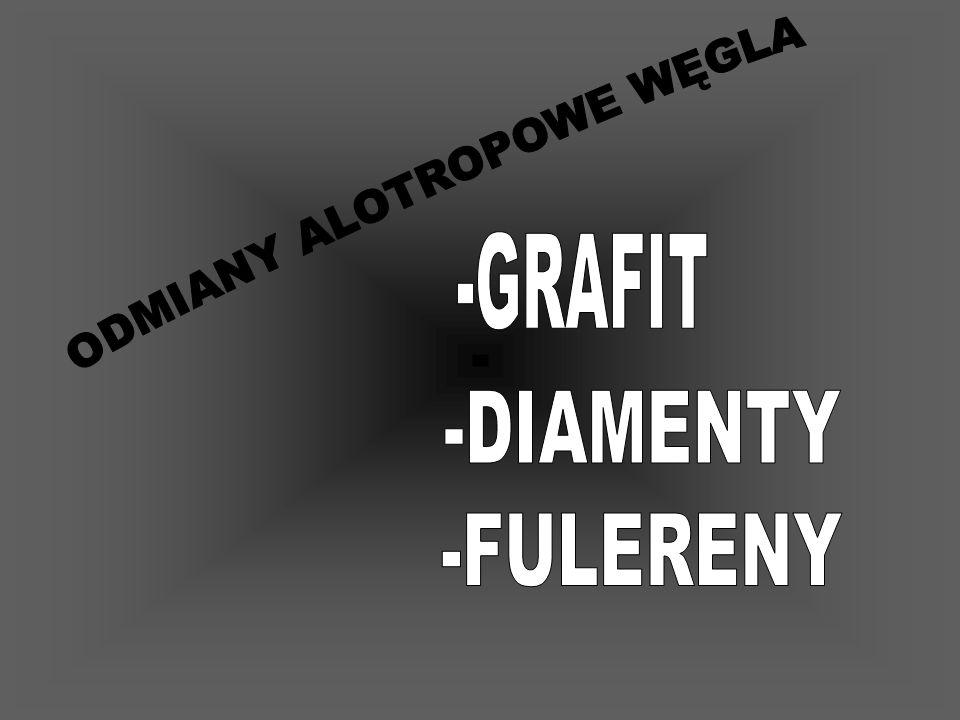 Budowa: * Diament to odmiana alotropowa węgla, która krystalizuje w układzie regularnym (w klasie tetraedrycznej).
