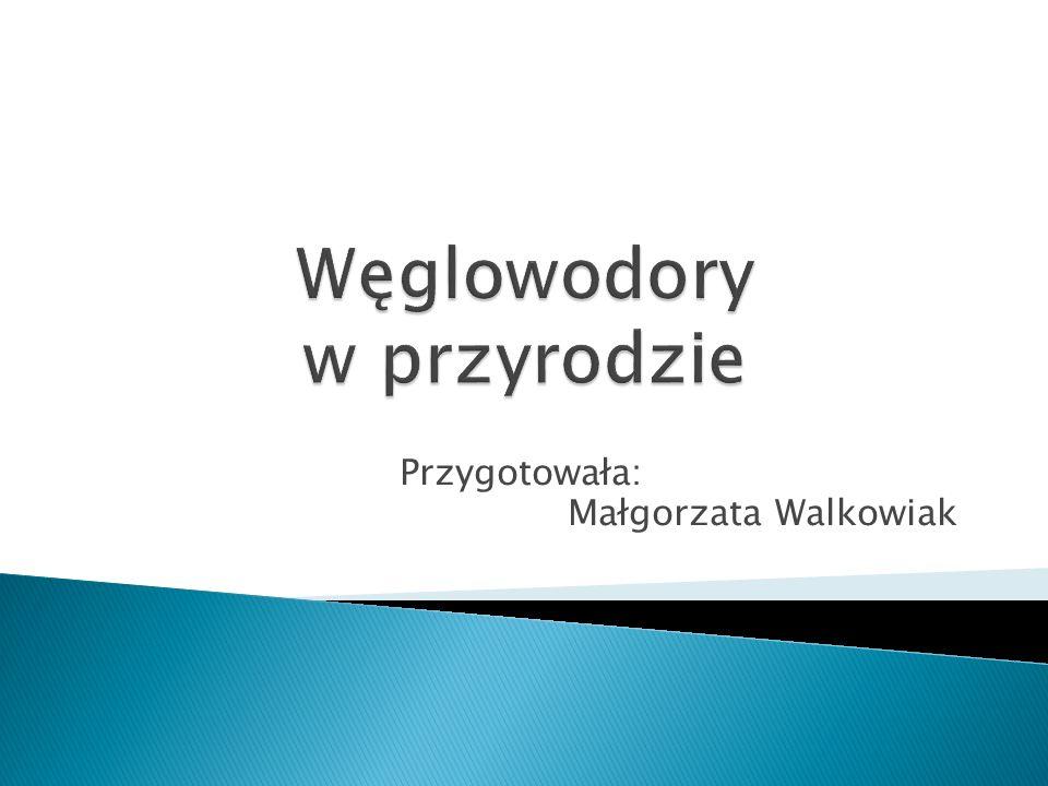 Przygotowała: Małgorzata Walkowiak