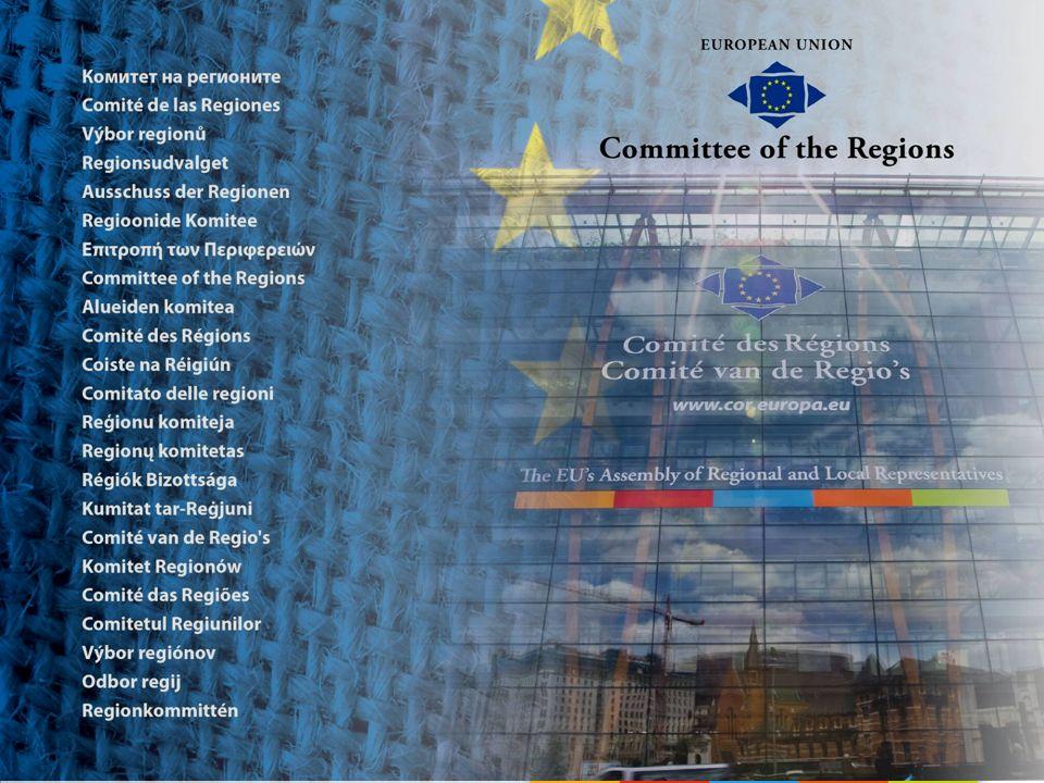 Dlaczego Komitet Regionów.