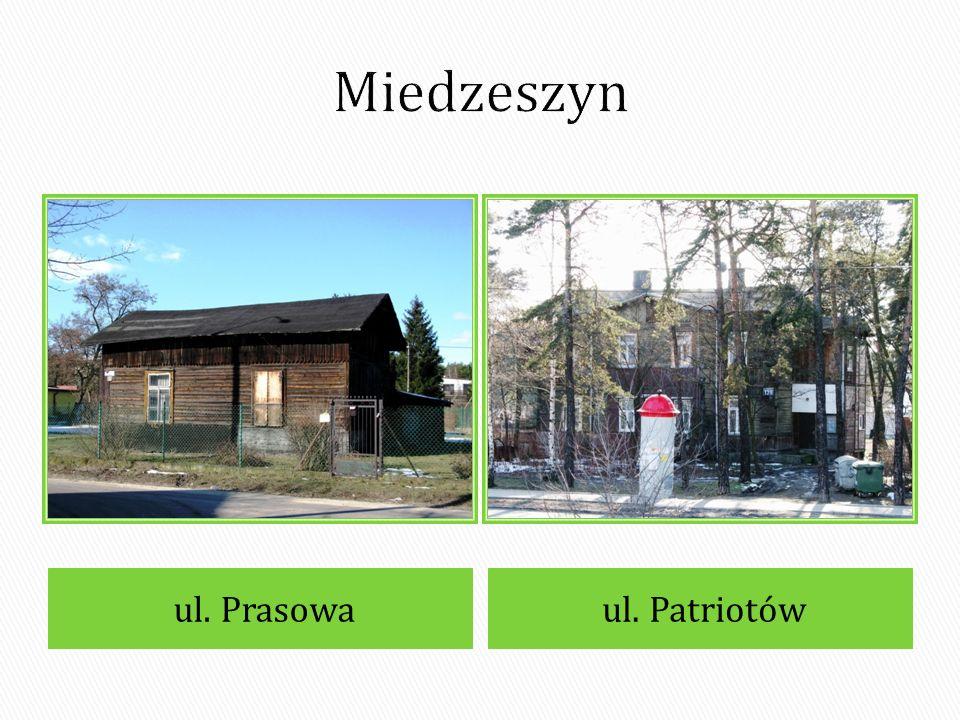 ul. Prasowaul. Patriotów