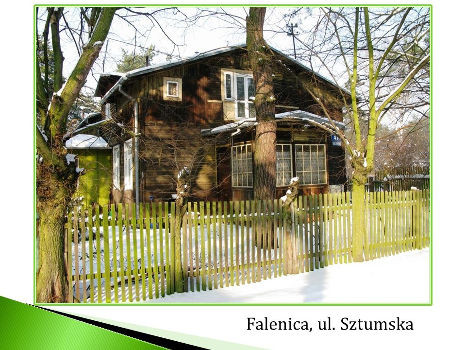 Falenica, ul. Sztumska